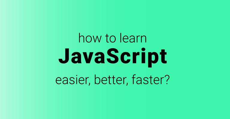 Helpful tricks to learn JavaScript